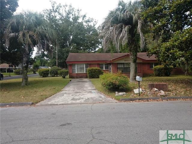 1601 Eleanor Street, Savannah, GA 31415 (MLS #250489) :: Keller Williams Coastal Area Partners