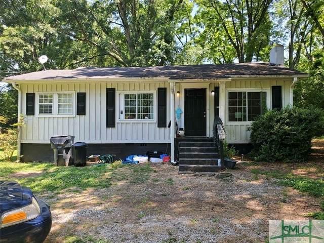29 Edwards Street, Griffin, GA 30224 (MLS #250494) :: Bocook Realty