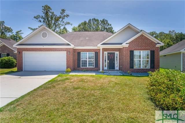138 Carlisle Way, Savannah, GA 31419 (MLS #250496) :: Luxe Real Estate Services