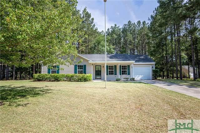 473 Shadowbrook Circle, Springfield, GA 31329 (MLS #250505) :: The Arlow Real Estate Group