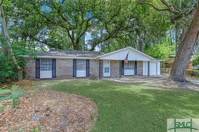 12 Canterbury Circle, Savannah, GA 31419 (MLS #250506) :: Keller Williams Coastal Area Partners