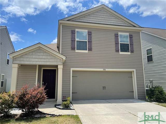 320 Connor Court, Hinesville, GA 31313 (MLS #250507) :: Keller Williams Coastal Area Partners