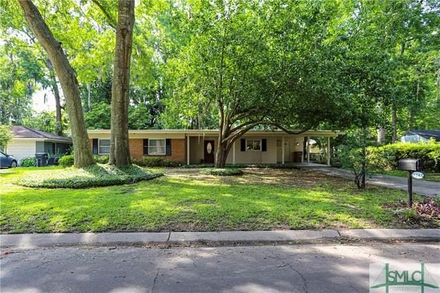 9245 Garland Drive, Savannah, GA 31406 (MLS #250515) :: Coldwell Banker Access Realty