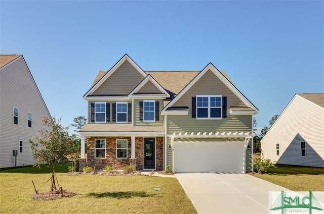 5 Saddle Street N, Savannah, GA 31407 (MLS #250516) :: Keller Williams Realty-CAP