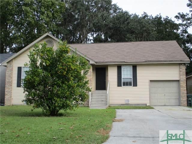 12 Oyster Catcher Lane, Savannah, GA 31410 (MLS #250518) :: Keller Williams Realty-CAP