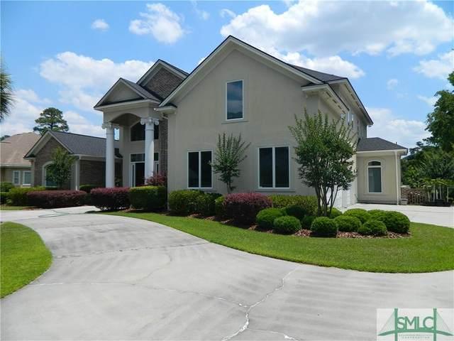 755 Southbridge Boulevard, Savannah, GA 31405 (MLS #250520) :: Keller Williams Coastal Area Partners