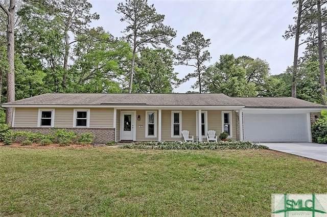 19 Brannen Drive, Savannah, GA 31410 (MLS #250521) :: The Arlow Real Estate Group