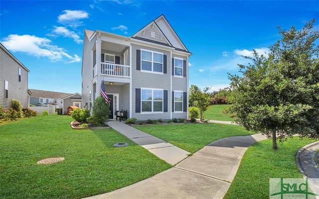 79 Timber Crest Court, Savannah, GA 31407 (MLS #250537) :: Coldwell Banker Access Realty
