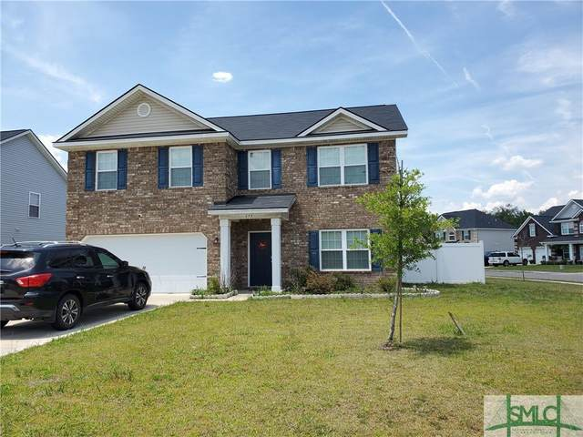 659 Red Oak Lane, Hinesville, GA 31313 (MLS #250551) :: McIntosh Realty Team