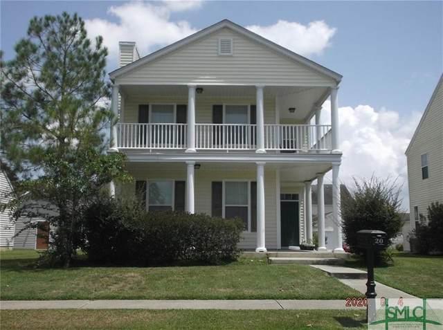 20 Greatwood Way, Savannah, GA 31407 (MLS #250555) :: Coldwell Banker Access Realty