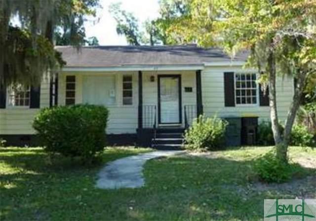 59 S Parkwood Drive, Savannah, GA 31404 (MLS #250567) :: eXp Realty
