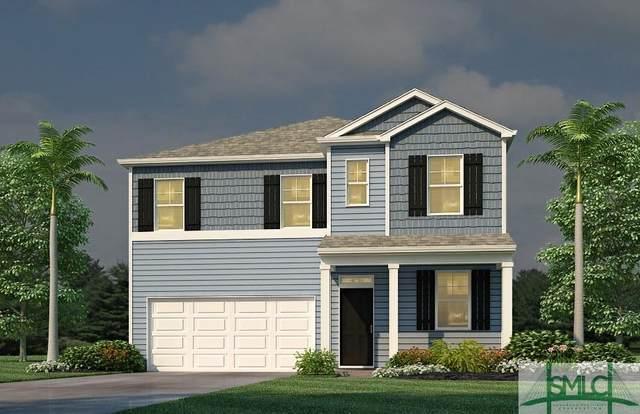 180 Brennan Drive, Richmond Hill, GA 31324 (MLS #250572) :: The Hilliard Group