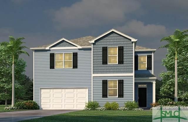 318 Brennan Drive, Richmond Hill, GA 31324 (MLS #250573) :: The Hilliard Group