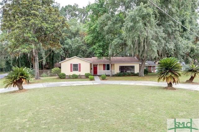 902 Walthour Road, Savannah, GA 31410 (MLS #250575) :: The Arlow Real Estate Group
