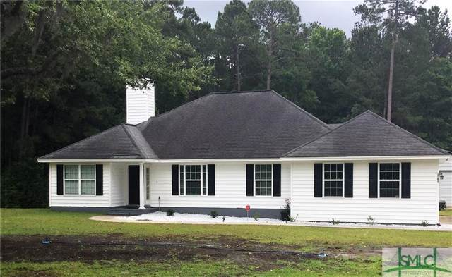 1501 Belfast River Road, Richmond Hill, GA 31324 (MLS #250578) :: Coldwell Banker Access Realty