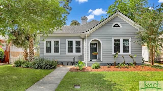 723 E 51st Street, Savannah, GA 31405 (MLS #250599) :: eXp Realty
