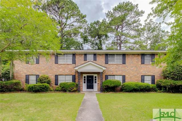 4415 Caroline Drive, Savannah, GA 31404 (MLS #250603) :: Bocook Realty