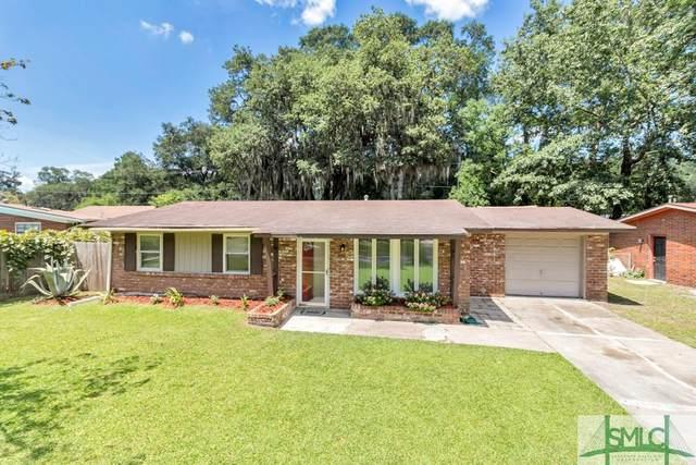 26 Burbank Boulevard, Savannah, GA 31419 (MLS #250608) :: Keller Williams Realty-CAP
