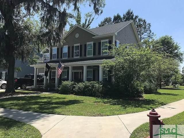 2 Autumn Lake Drive, Savannah, GA 31419 (MLS #250612) :: Teresa Cowart Team