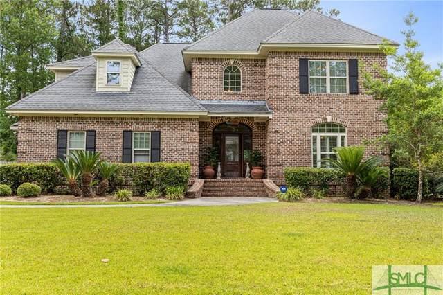 37 Wild Thistle Lane, Savannah, GA 31406 (MLS #250621) :: Keller Williams Coastal Area Partners