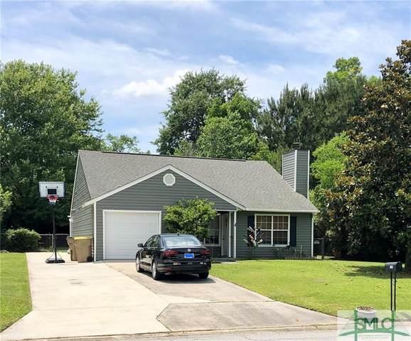 166 Falcon Drive, Richmond Hill, GA 31324 (MLS #250622) :: McIntosh Realty Team