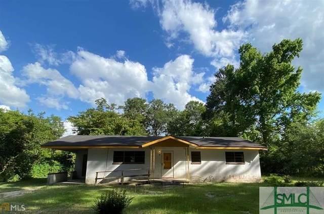 79 Old Still Road, Pembroke, GA 31321 (MLS #250624) :: Teresa Cowart Team