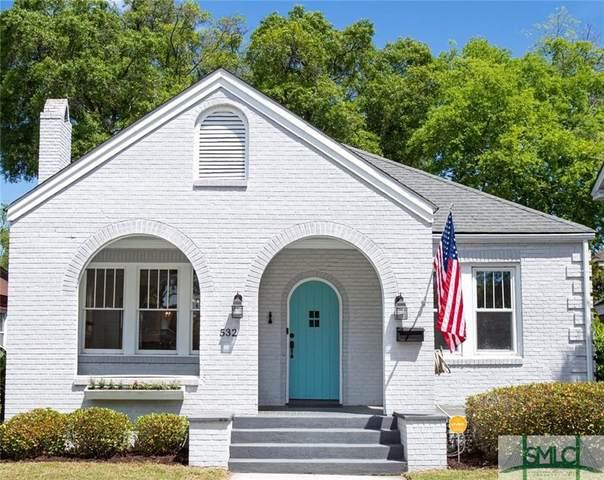 532 E 51st Street, Savannah, GA 31405 (MLS #250630) :: Keller Williams Realty-CAP