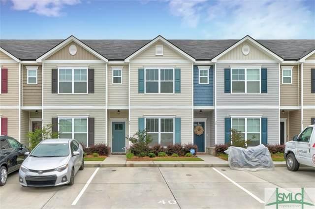 40 Winter Lake Circle, Savannah, GA 31407 (MLS #250641) :: Luxe Real Estate Services