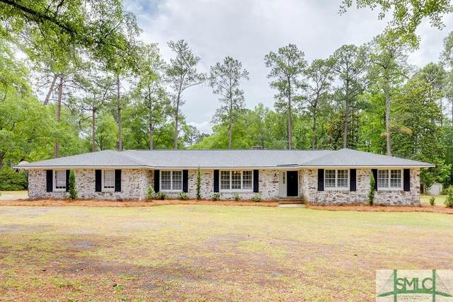 1374 Ga Highway 119 N, Springfield, GA 31329 (MLS #250657) :: Heather Murphy Real Estate Group