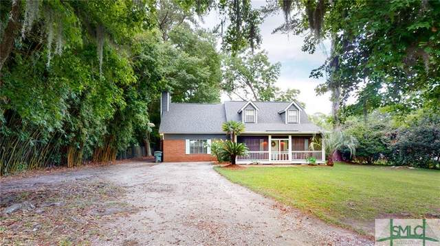 11104 Rimes Avenue, Savannah, GA 31419 (MLS #250660) :: Liza DiMarco