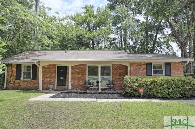 120 Montclair Boulevard, Savannah, GA 31419 (MLS #250684) :: Keller Williams Realty-CAP