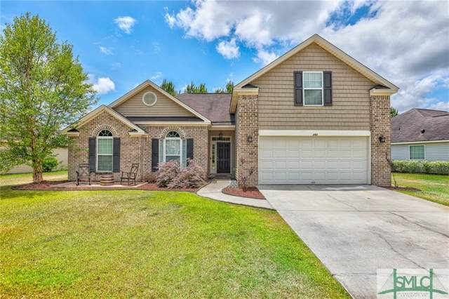 253 Pampas Drive, Pooler, GA 31322 (MLS #250687) :: Luxe Real Estate Services