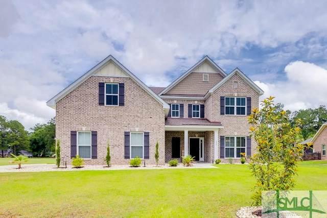 202 Lockner Drive, Rincon, GA 31326 (MLS #250689) :: Coldwell Banker Access Realty