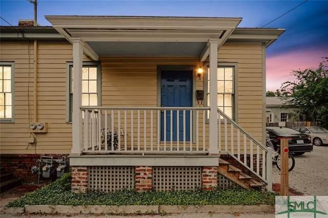535 E Macon Street, Savannah, GA 31401 (MLS #250705) :: Keller Williams Coastal Area Partners