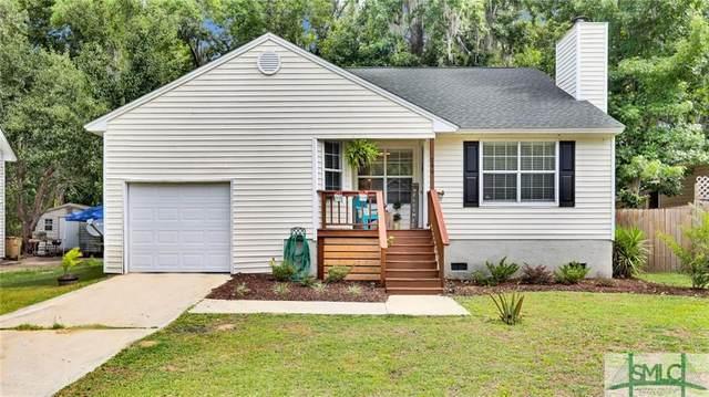 244 Stonebridge Drive, Savannah, GA 31405 (MLS #250713) :: Keller Williams Realty-CAP
