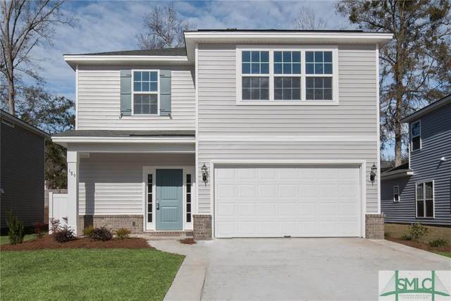 28 Spartina Lane, Richmond Hill, GA 31324 (MLS #250717) :: McIntosh Realty Team