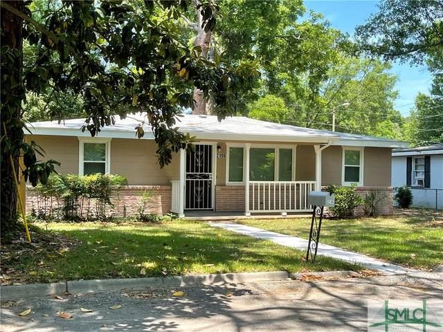 2106 Essex Avenue, Savannah, GA 31405 (MLS #250720) :: McIntosh Realty Team
