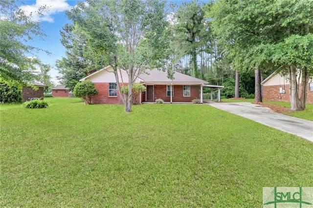 143 Shayna Drive, Hinesville, GA 31313 (MLS #250721) :: McIntosh Realty Team