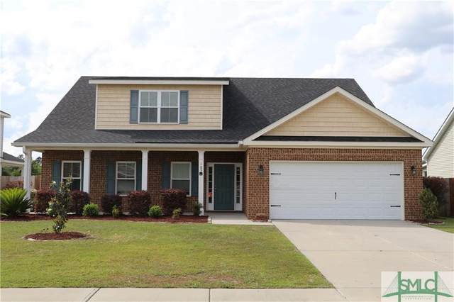 105 Aquaduct Drive, Rincon, GA 31326 (MLS #250729) :: Luxe Real Estate Services