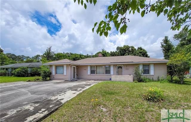 2262 Armstrong Drive, Savannah, GA 31404 (MLS #250732) :: Coldwell Banker Access Realty