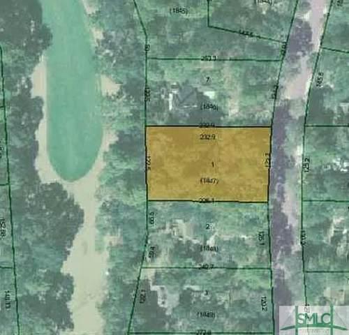 13 Rookery Road, Savannah, GA 31411 (MLS #250748) :: The Arlow Real Estate Group
