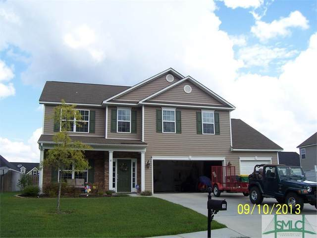 30 Sue Ellen Lane, Richmond Hill, GA 31324 (MLS #250753) :: Luxe Real Estate Services