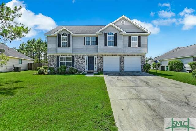 212 Pampas Drive, Pooler, GA 31322 (MLS #250759) :: Luxe Real Estate Services