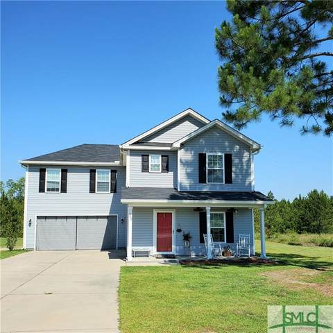 300 Abigail Circle, Ellabell, GA 31308 (MLS #250761) :: Keller Williams Coastal Area Partners
