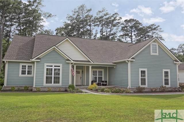 2049 Pippin Place, Statesboro, GA 30461 (MLS #250773) :: Keller Williams Coastal Area Partners