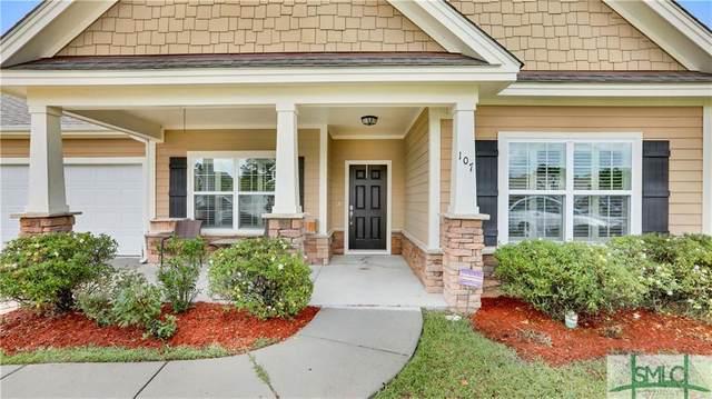 107 Belle Gate Drive, Pooler, GA 31322 (MLS #250777) :: Teresa Cowart Team