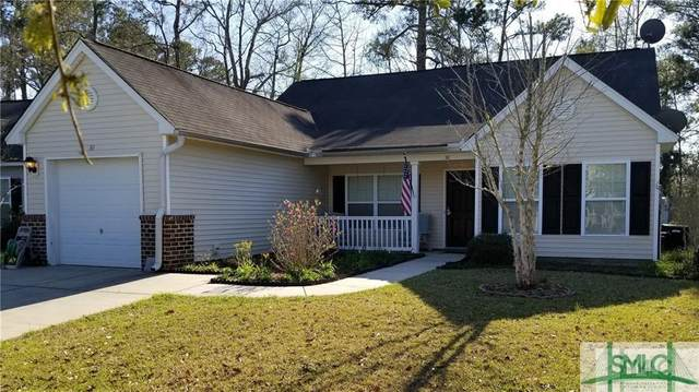 30 Hamilton Grove Drive, Pooler, GA 31322 (MLS #250782) :: Luxe Real Estate Services