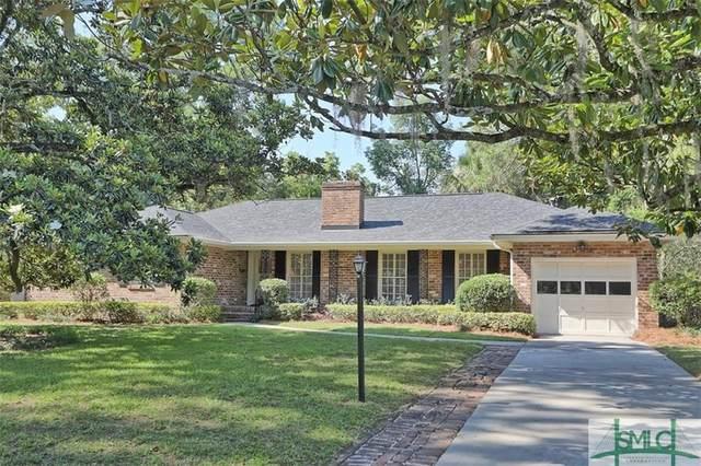 1211 Bacon Park Drive, Savannah, GA 31406 (MLS #250800) :: The Arlow Real Estate Group
