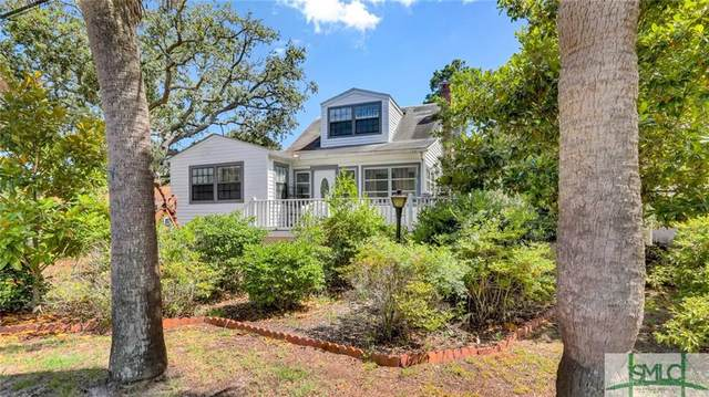 301 8th Street, Tybee Island, GA 31328 (MLS #250806) :: Heather Murphy Real Estate Group