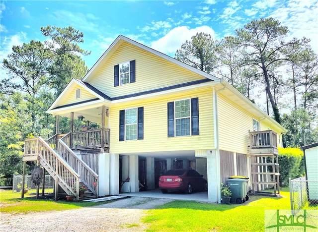 2 Brewster Street, Savannah, GA 31419 (MLS #250814) :: Keller Williams Coastal Area Partners